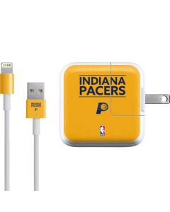 Indiana Pacers Standard - Yellow iPad Charger (10W USB) Skin