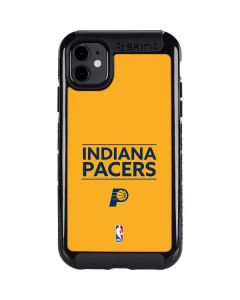 Indiana Pacers Standard - Yellow iPhone 11 Cargo Case