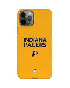 Indiana Pacers Standard - Yellow iPhone 11 Pro Lite Case
