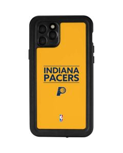 Indiana Pacers Standard - Yellow iPhone 11 Pro Waterproof Case