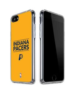 Indiana Pacers Standard - Yellow iPhone SE Clear Case