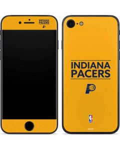 Indiana Pacers Standard - Yellow iPhone SE Skin