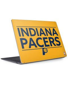 Indiana Pacers Standard - Yellow Surface Laptop 3 13.5in Skin