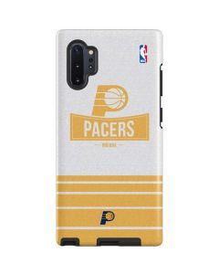 Indiana Pacers Static Galaxy Note 10 Plus Pro Case