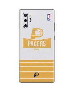 Indiana Pacers Static Galaxy Note 10 Plus Skin