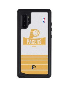 Indiana Pacers Static Galaxy Note 10 Plus Waterproof Case