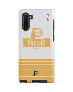 Indiana Pacers Static Galaxy Note 10 Pro Case