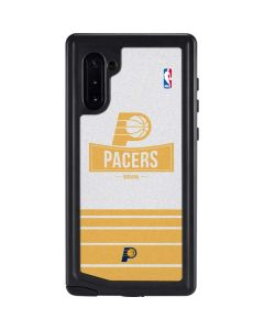 Indiana Pacers Static Galaxy Note 10 Waterproof Case