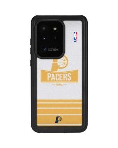 Indiana Pacers Static Galaxy S20 Ultra 5G Waterproof Case