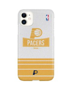 Indiana Pacers Static iPhone 11 Lite Case