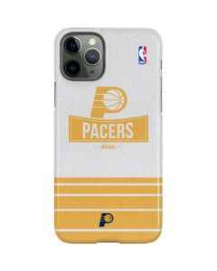 Indiana Pacers Static iPhone 11 Pro Lite Case