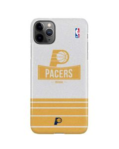 Indiana Pacers Static iPhone 11 Pro Max Lite Case