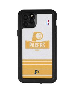 Indiana Pacers Static iPhone 11 Pro Max Waterproof Case