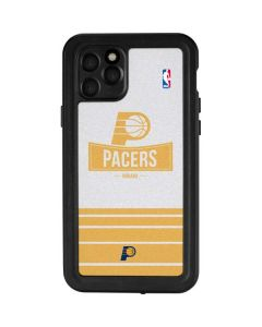 Indiana Pacers Static iPhone 11 Pro Waterproof Case