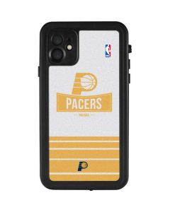 Indiana Pacers Static iPhone 11 Waterproof Case