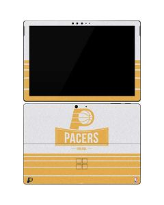 Indiana Pacers Static Surface Pro 7 Skin
