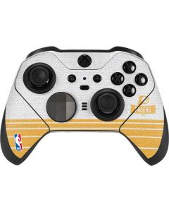 Indiana Pacers Static Xbox Elite Wireless Controller Series 2 Skin