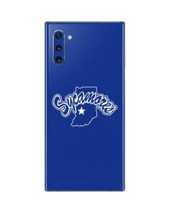 Indiana State Sycamores Galaxy Note 10 Skin