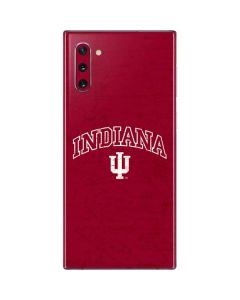 Indiana University Distressed Galaxy Note 10 Skin