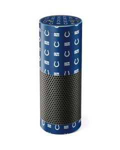 Indianapolis Colts Blitz Series Amazon Echo Skin
