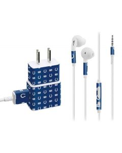 Indianapolis Colts Blitz Series Phone Charger Skin