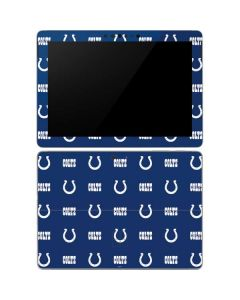 Indianapolis Colts Blitz Series Surface Go Skin