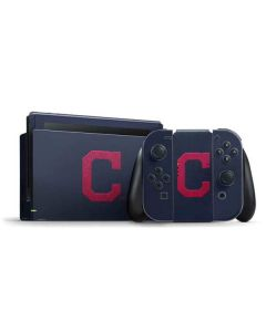 Indians Embroidery Nintendo Switch Bundle Skin