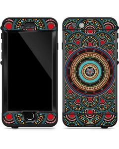 Infinite Circle Colored LifeProof Nuud iPhone Skin