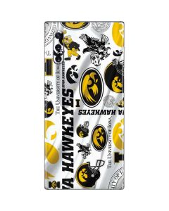 Iowa Hawkeyes Pattern Galaxy Note 10 Skin