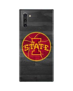 Iowa State Basketball Galaxy Note 10 Skin