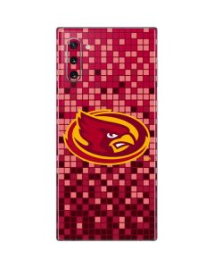 Iowa State Checkered Galaxy Note 10 Skin