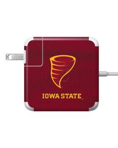 ISU Cyclones 85W Power Adapter (15 and 17 inch MacBook Pro Charger) Skin