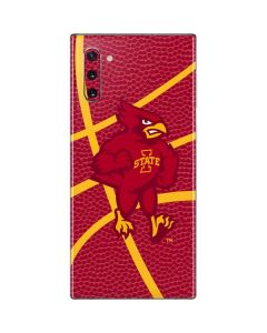 Iowa State Cyclones Mascot Galaxy Note 10 Skin