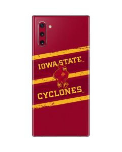 Iowa State Mascot Galaxy Note 10 Skin