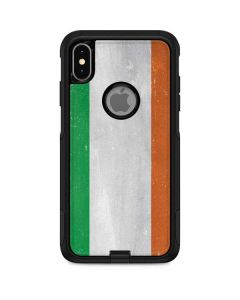 Ireland Flag Distressed Otterbox Commuter iPhone Skin