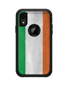 Ireland Flag Distressed Otterbox Defender iPhone Skin