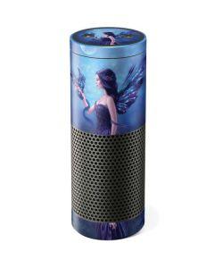 Iridescent Amazon Echo Skin