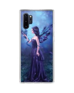 Iridescent Galaxy Note 10 Plus Clear Case