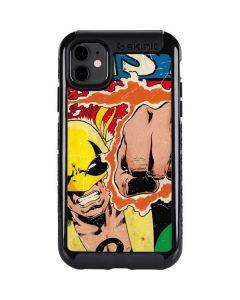 Iron Fist Hero For Hire iPhone 11 Cargo Case