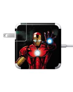 Ironman 85W Power Adapter (15 and 17 inch MacBook Pro Charger) Skin