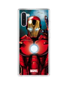 Ironman Galaxy Note 10 Clear Case