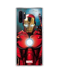 Ironman Galaxy Note 10 Plus Clear Case