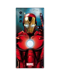 Ironman Galaxy Note 10 Skin