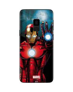 Ironman Galaxy S9 Skin