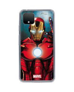 Ironman Google Pixel 4 XL Clear Case
