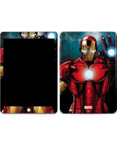 Ironman Apple iPad Skin