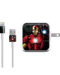 Ironman iPad Charger (10W USB) Skin