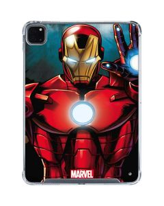 Ironman iPad Pro 11in (2020) Clear Case