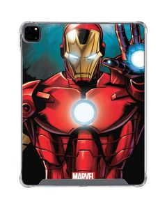Ironman iPad Pro 12.9in (2020) Clear Case