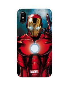 Ironman iPhone XS Max Lite Case